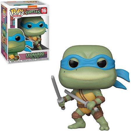 Funko Pop Teenage Mutant Ninja Turtles 16 Leonardo