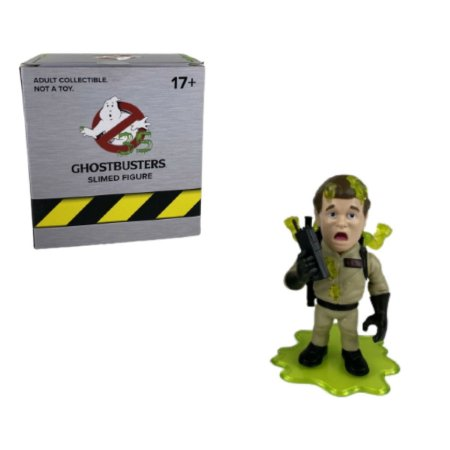 Ghostbusters 35th Anniversary Slimed Figure Loot Crate