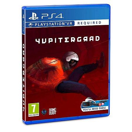 Yupitergrad - PS4 VR