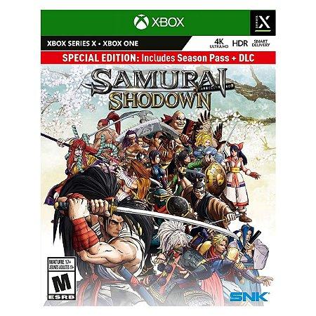 Samurai Shodown Enhanced - Xbox One / Series X / S