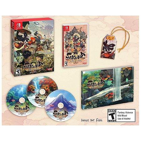 Sakuna Of Rice and Ruin Divine Edition - Switch