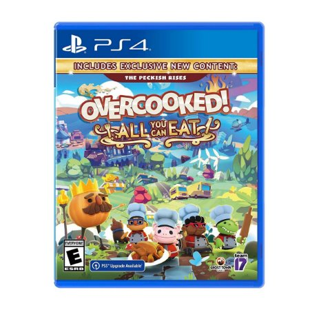Overcooked All You Can Eat - PS4