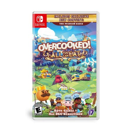 Overcooked All You Can Eat - Switch