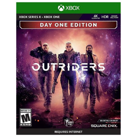 Outriders - Xbox One / Series X / S