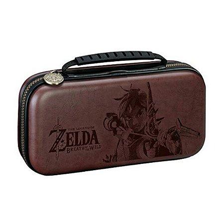 Deluxe Travel Case Switch Zelda Link Switch Lite