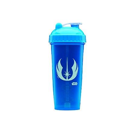 Coqueteleira Perfect Shaker Blender Misturador Star Wars Jedi - Azul