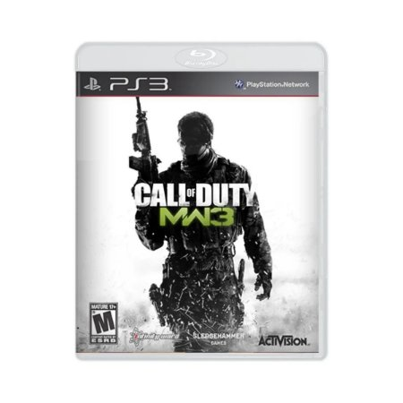 Call Of Duty Modern Warfare 3 MW3 - PS3