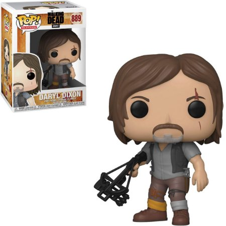 Funko Pop The Walking Dead 889 Daryl Dixon