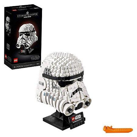 Lego Star Wars Capacete de Stormtrooper 75276