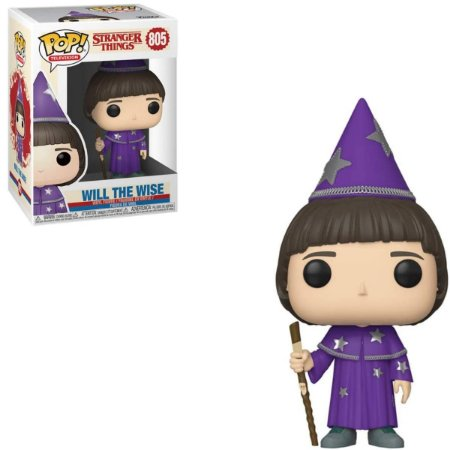 Funko Pop Stranger Things 805 Will The Wise