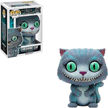Funko Pop Disney Alice In Wonderland 178 Cheshire Cat Gato Risonho
