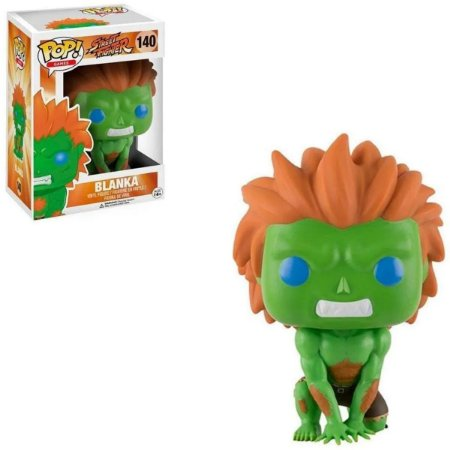 Funko Pop Street Fighter 140 Blanka