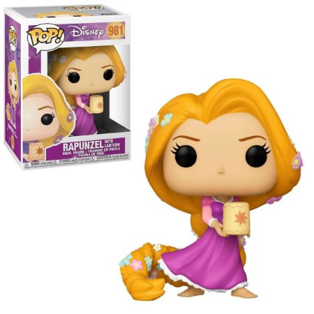 Funko Pop Disney Tangled 981 Rapunzel w/ Lantern