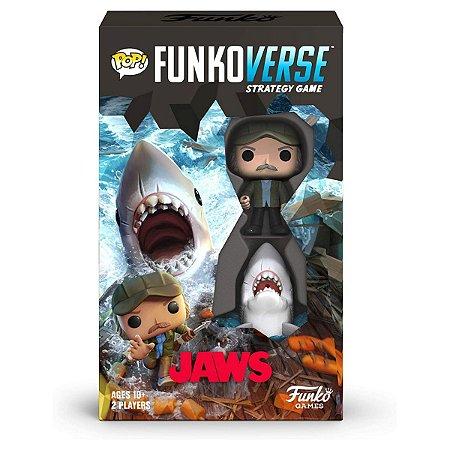 Funko Pop Funkoverse Strategy Game Jaws - Inglês