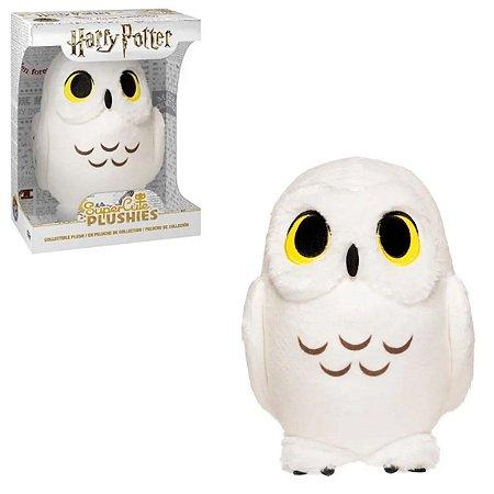 Pelúcia Funko Harry Potter Hedwig Super Cute Plushies