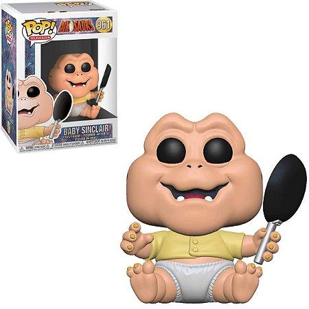 Funko Pop Família Dinossauro 961 Baby Sinclair