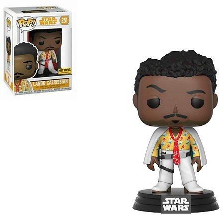 Funko Pop Star Wars 251 Lando Calrissian Exclusive