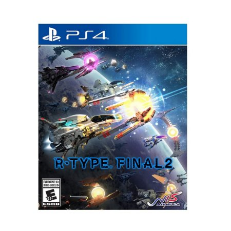 R-Type Final 2 Inaugural Flight Edition - PS4
