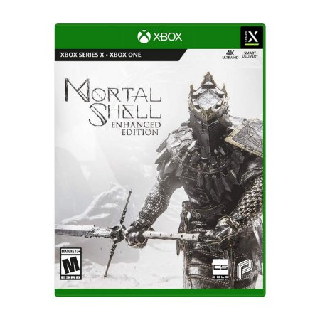 Mortal Shell Enhanced Edition Deluxe Set - Xbox One / Xbox Series X|S