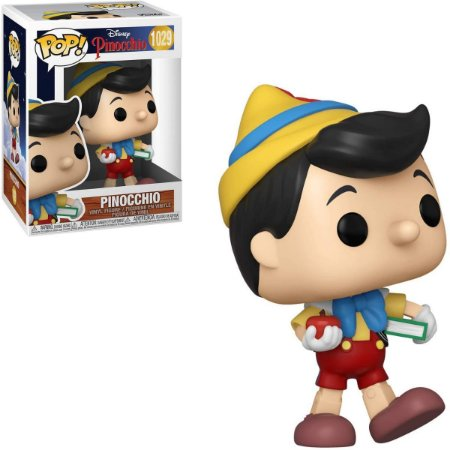 Funko Pop Disney Pinocchio 1029 Pinoquio