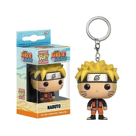 Chaveiro Funko Pocket Naruto Shippuden Naruto