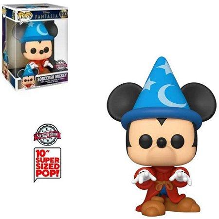 Funko Pop Disney Fantasia 993 Sorcerer Mickey 26cm