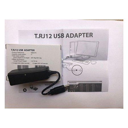 Thrustmaster Adaptador TR J12 USB - PS4, XBOX Series X/S, One, PC