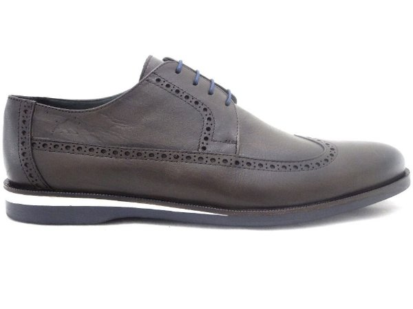 Sapato Casual Derby Barcelona Design