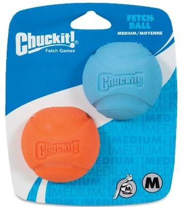 Bola Chuckit Fetch Ball - 2 Unidades