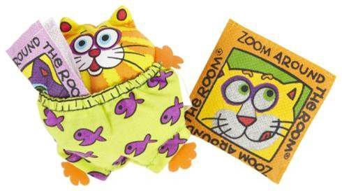 Sachês  Fatcat Zoom Stuffers Catnip Pods