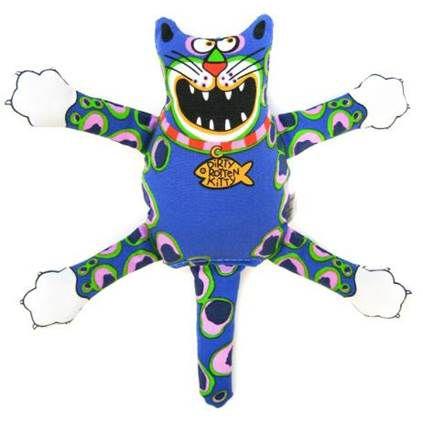Brinquedo Fatcat Dog Mini Terrible Nasty Scaries