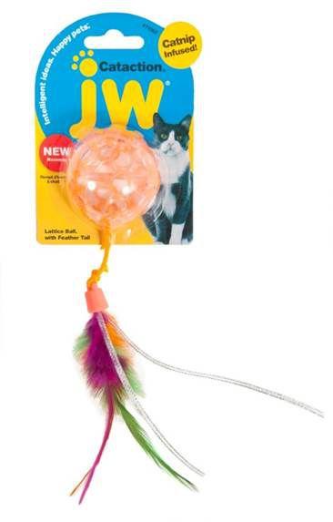 Brinquedo JW Gatos Lattice Ball