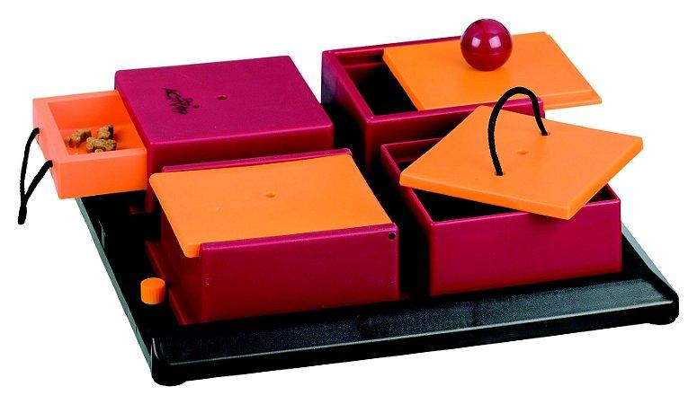 Tabuleiro de Estrategia Para Cães Trixie Power Box Caixa de Surpresas
