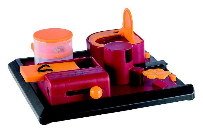 Brinquedo De Estrategia Para Cães Trixie Power Box Labirinto