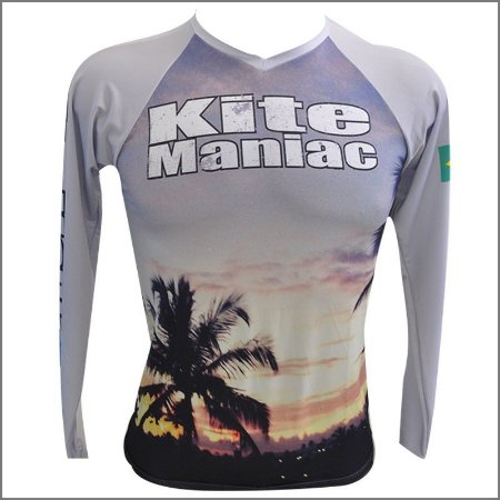 RASH GUARD KITE MANIAC COD. PAISAGEM