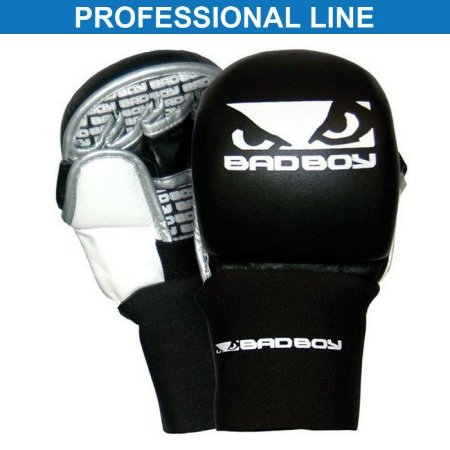 LUVA BAD BOY PRO SERIES OFICIAL 80134