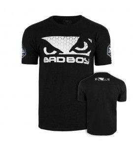 Camiseta Walkout Bad Boy -Preta