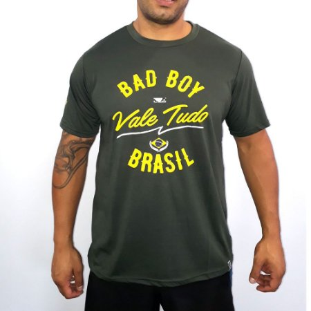 Camiseta Bad Boy Vale Tudo CBBI21 - Bad Boy Store ba69472bd7b