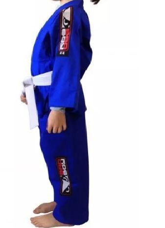 Kimono Judô Gi Reforçado- Infantil