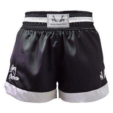 Shorts Muay Thai  Sexy Machine 2025