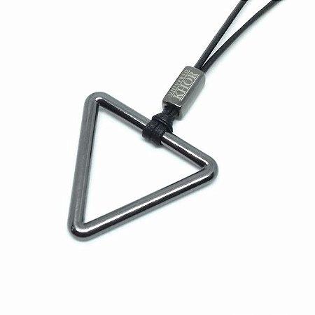 Colar Triângulo Invertido