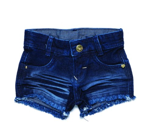 Shorts Jeans Gandu Lurex