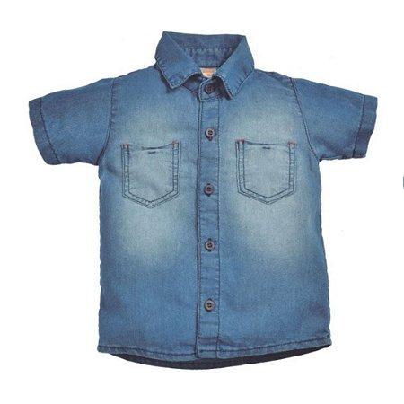 Camisa Jeans Romã
