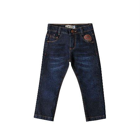 Calça Regular Jeans Wear