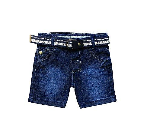 Bermuda Slim Jeans Old Lat