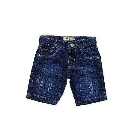 Bermuda Slim Jeans Green