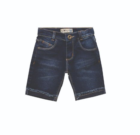 Bermuda Slim Jeans Clube
