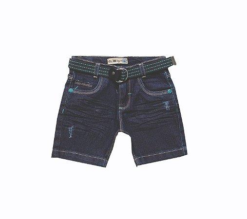Bermuda Regular Jeans Green