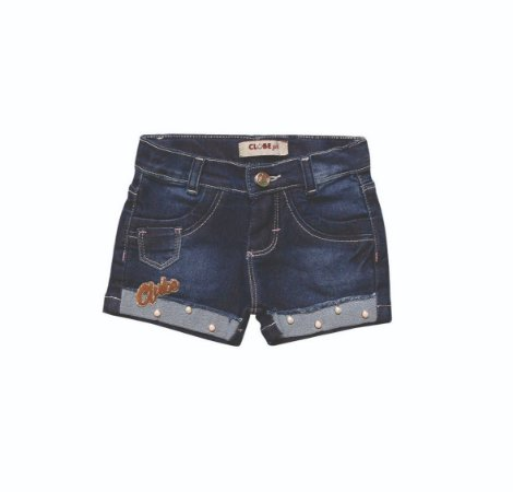 Shorts Slim Jeans Clube