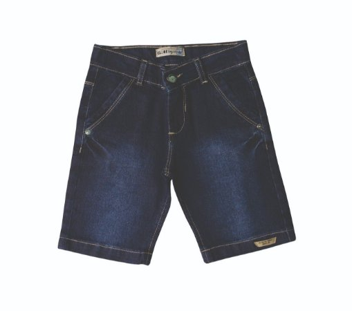 Bermuda Masc. Jeans Oldver